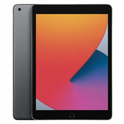 "Apple iPad 10.2"" 128GB (2020 Model) MYLD2LL/A Wi-Fi (Space Gray) 8th Generation"