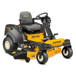 CUB CADET RIDING MOWER SALE ON NOW - COMFORT WELDING -CRESTON BC