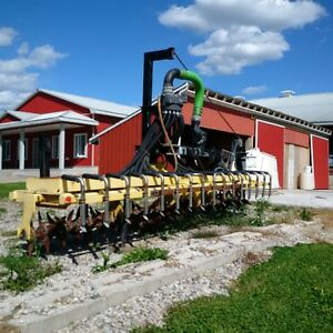 AERWAY 20ft with drag hose manure kit