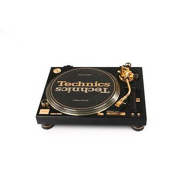 Technics SL 1200 GLD Turntable Plattenspieler LIMITED gold Edition DJ Vinyl