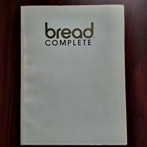 "Bread - ""Complete"" Piano/Vocal/Chords Song Book / Music Book"