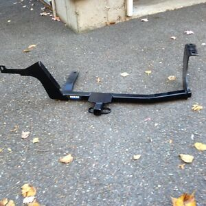 Reese trailer hitch frame from 2009 VW Jetta
