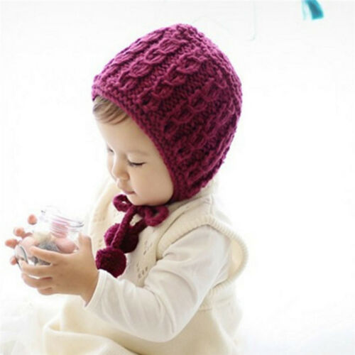 Baby Categories Infant Earflap Beanie Hat Toddler Boys Girls