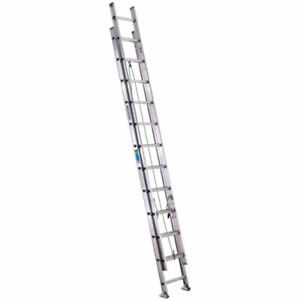 Moving - Must Sell 24 ft. 250 lbs. extension ladder
