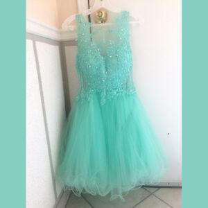 Mint Green Graduation/Prom dress for sale!