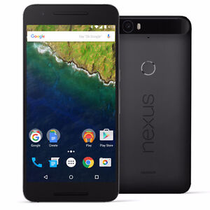 Nexus 6P - Unlocked 32GB Black