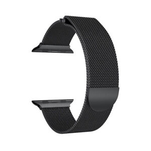 Magnetic Loop Band Bracelet Strap for Apple watch iwatch 1/2/3 4
