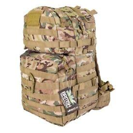 Brand New Military Medium Assault Pack 40 Litre