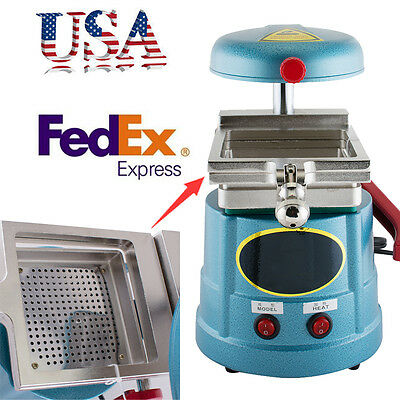 Usa Vacuum Molding Forming Machine Former Tool Dental Lab Equipment 110220v Top