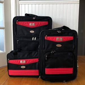 Set de valises neuves