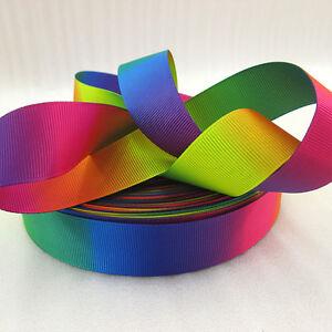 Rainbow Ribbon 1