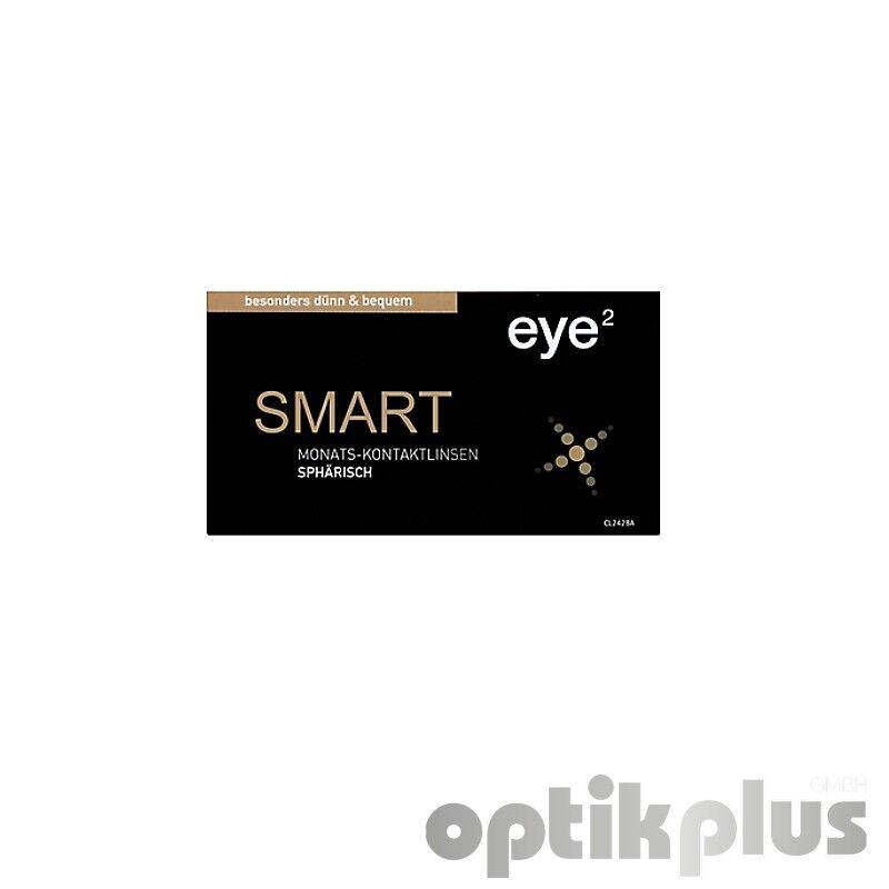 eye2 SMART Monats-Kontaktlinsen sphärisch - 3er-Pack [8380]
