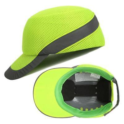 Bump Cap Work Safety Helmet Hard Impact Hat Construction Site Head Protection