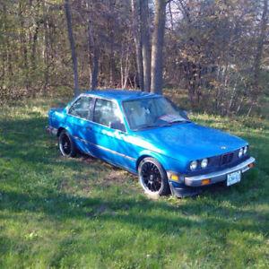 1985 BMW  325 E for sale