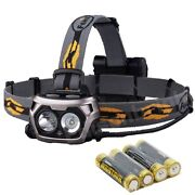 21 LED Headlamp