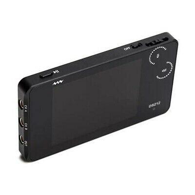 Mini Ds212 Digital Storage Oscilloscope Portable Nano Handheld Bandwidth 1mhz