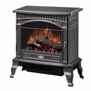 NEW IN BOX - Dimplex Electric Stove Fireplace Kitchener / Waterloo Kitchener Area image 1