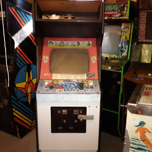 Stand up arcade cabinet for sale