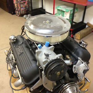 454 Big Block Engine/Transmission