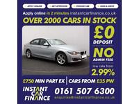 BMW 320 2.0TD ( 184bhp ) BluePerformance ( s/s ) 2015MY d SE