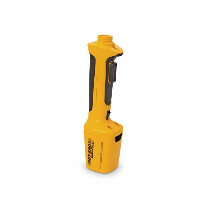 Hot-Shot Duraprod Handle ONLY with Batteries Livestock Cattle Pigs