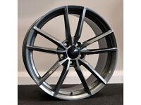 "19"" Volkswagen Pretoria Alloys & Tyres. Suit A3,VW MK5,6,7, Golf, Caddy, Jetta, Passat, Seat ETC"