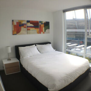 Furnished 1 bed & 1 bath condo Downtown Vancouver