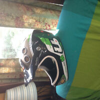 Veggie Urge Dirt Bike/ Mountain Biking Helmet