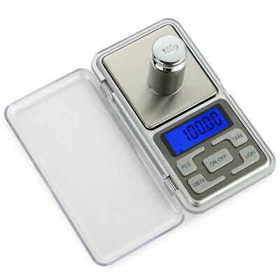 500g/0.1g Mini Digital Scale Electric Diamond Jewelry Pocket Balance Weight Gram
