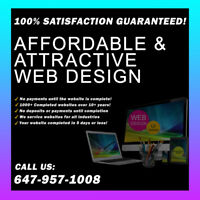 ⭐PROFESSIONAL WEB DESIGN+SEO for AFFORDABLE PRICES-FREE MOCK UP⭐
