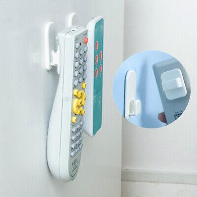 4Pcs/Set Sticky Hook Air Conditioner TV Remote Control Key Wall StorKTP