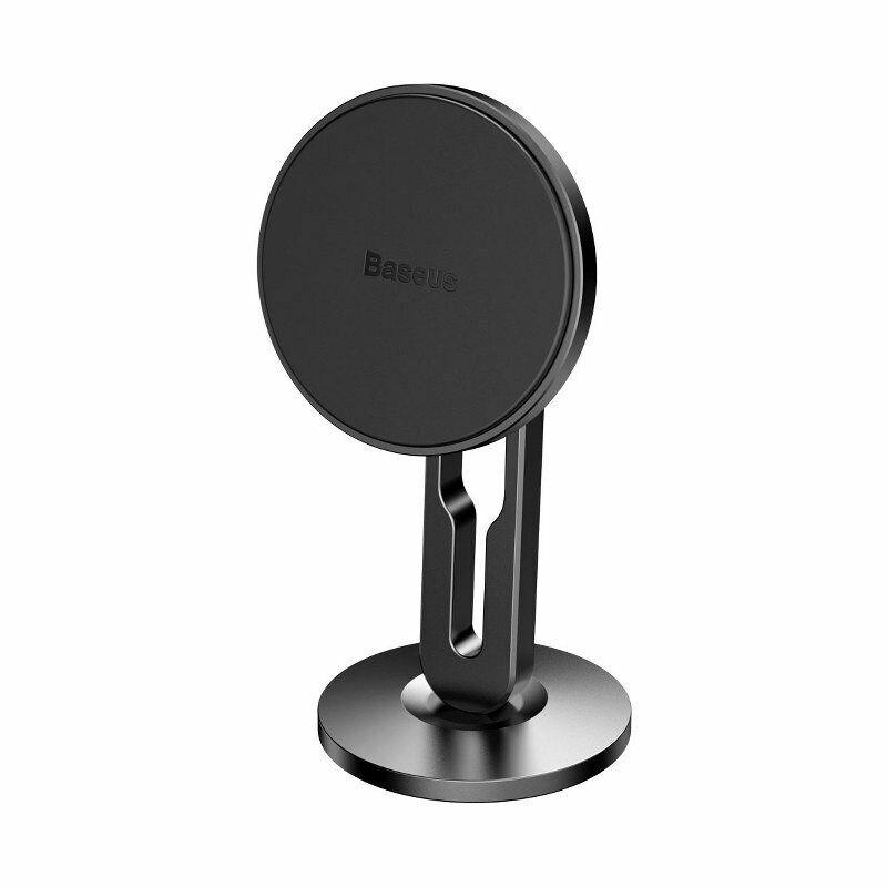 Baseus Supporto Auto Magnetico per Smartphone - Porta Telefono con Magnete Nero