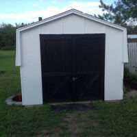 Shed storage Remise