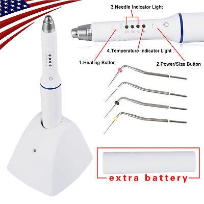 Dental Cordless Gutta Percha Obturation System Endodontic Heated Pentips Kd-dr