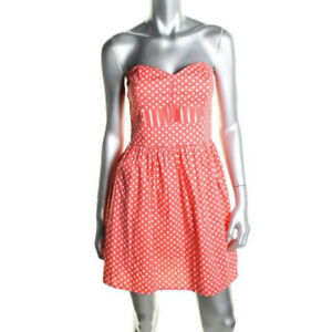 BRAND NEW Be Bop Strapless Casual Dresses XS, S & M