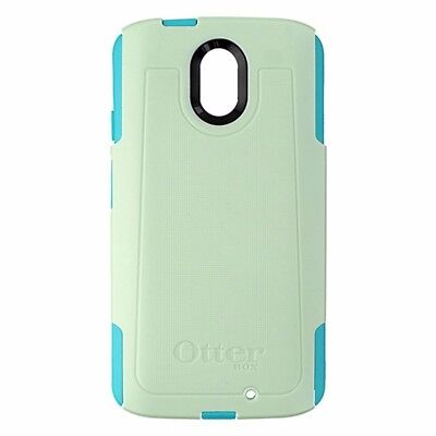 OtterBox Commuter Case for Motorola Droid Turbo 2 - Cool Melon (Sage Green/Teal)