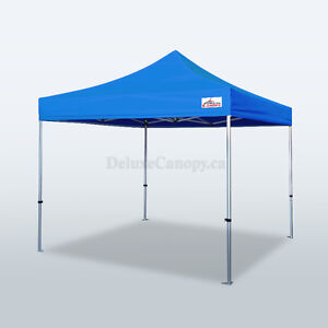 DELUXE CANOPIES CANADA CANOPY TENTS, FLAGS, TABLE COVERS Gatineau Ottawa / Gatineau Area image 1