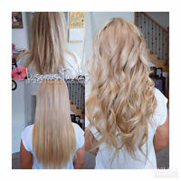 Luscious Fusion Extensions by Alisha Marie