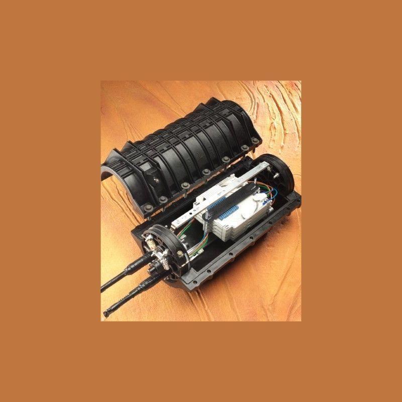 8006622 Coyote Pup Fiber Splice Closure Splice Case PLP  6 x 17