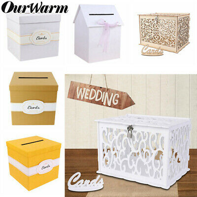 Wishing Well For Wedding (Wedding Card Post Box / Receiving Box / Wishing Well for Cards - Great for)