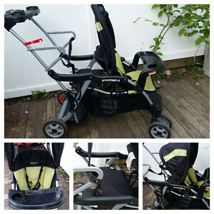 Stroller Sit And Stand Kijiji Free Classifieds In