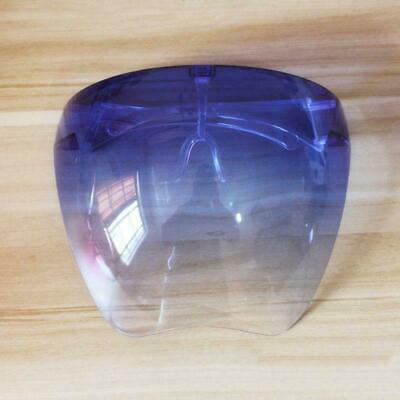 Face Shield Mask Full Cover Transparent Clear Reusable Glasses Protective Safety
