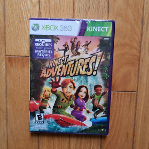 Xbox 360 Kinect game. New!