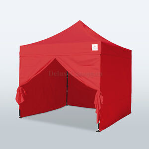 DELUXE CANOPIES CANADA CANOPY TENTS, FLAGS, TABLE COVERS London Ontario image 1