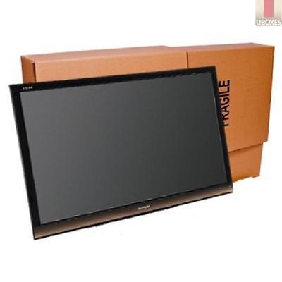 TV Moving Box Flat Screen Fits TV