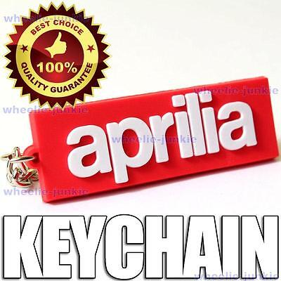 Aprilia RSV4 RSV TUONO MILLE RS 50 125 250 1000 Key Chain Fob Ring