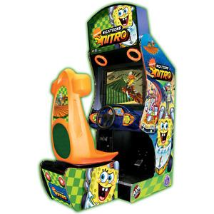 Arcade Games (Galactix, H2O, Chamaleon Paradise, Nicktoons ..)
