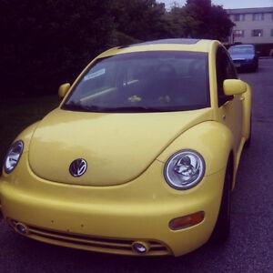 1999 Volkswagen Beetle Hatchback