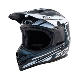 ZOX Rush Lucid - Adult Street Motocross Dirt Off-Road Motorcycle