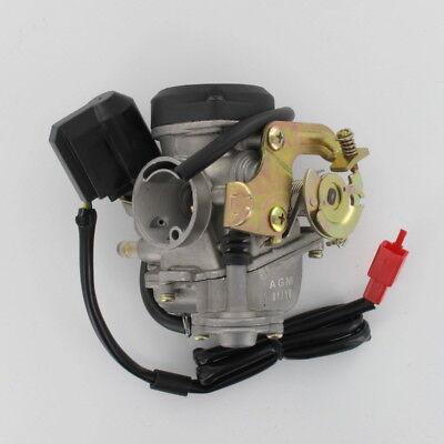 Vergaser Carburetor 19mm CVK PD18J 333 4Takt 50ccm 139QMA/QMB RTM Neu